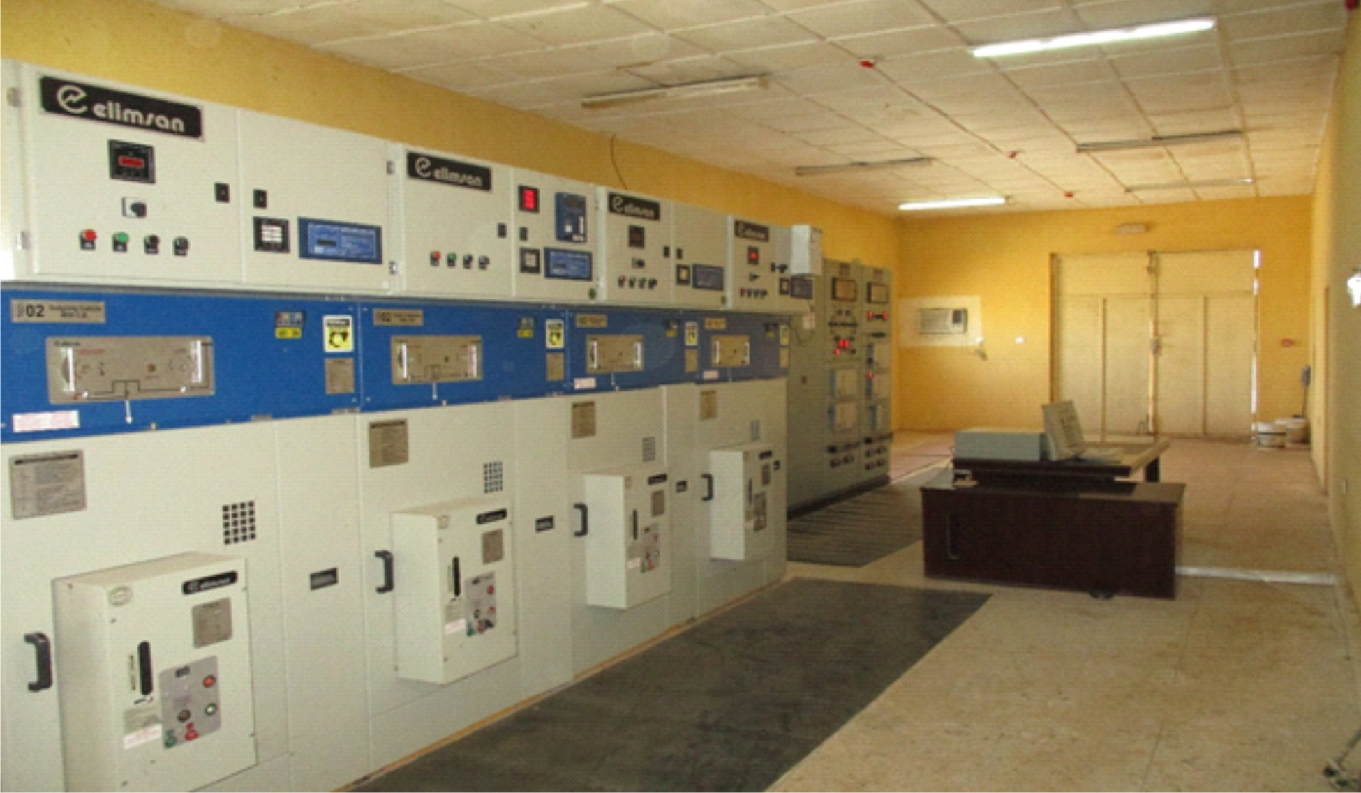 1 X 7.5MVA 33/11KV INJECTION SUBSTATION AND ASSOCIATED LINES